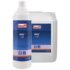 G490 Erol, 1л pH12.5 Чистящее средство для керамогранита и кафельной плитки