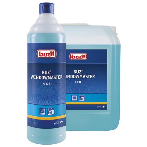 G525 Buz Windowmaster, 1л pH 6.5 Мытье окон, рам, стекла